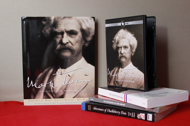 Early Twain by Michael Mavilia