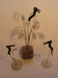 Bird-Frond-Trio