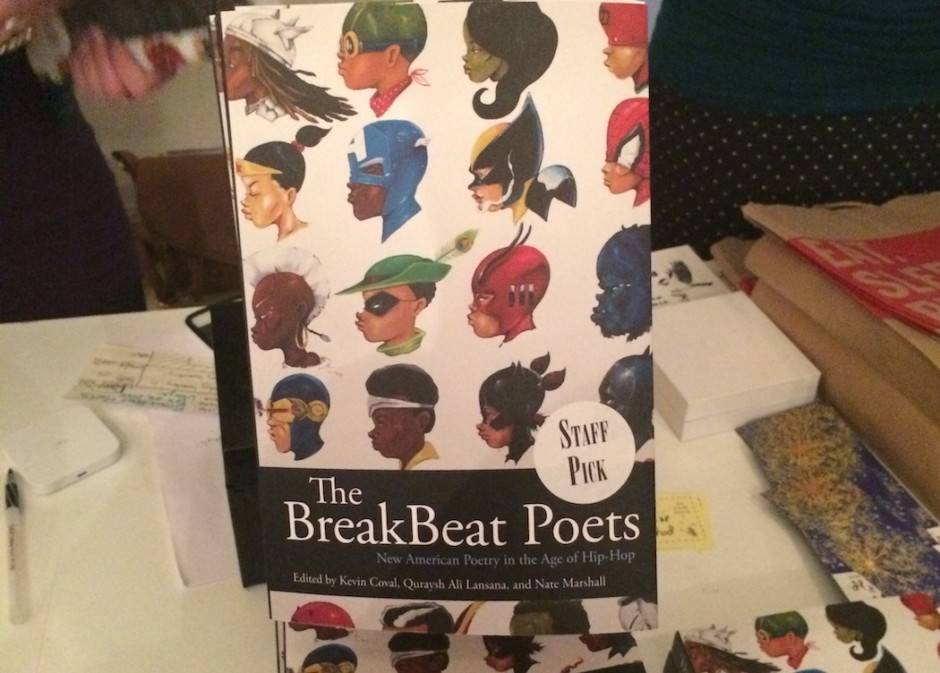 """We Have a Particular Relationship with Vowels"" The BreakBeat Poets Experience"