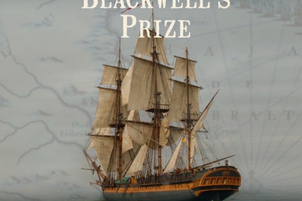 "Podcast: ""Captain Blackwell's Prize"" by V.E. Ulett, Episode 3"