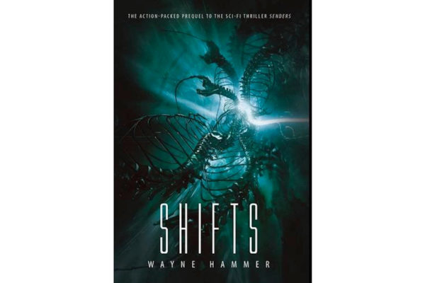 "Wayne Hammer's ""Shifts"" – Novel Excerpt"