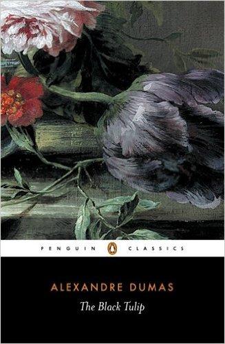 Dumas The Black Tulip cover