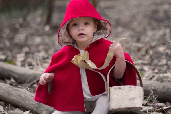 Little Red Riding Hood's Halloween