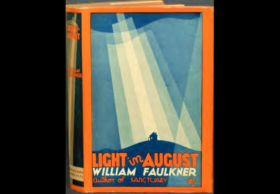 a review of faulkners novel light in august A summer of faulkner: three novels: as i lay dying/ the sound and the fury,/light in august by william faulkner the 2005 summer selection is available in an exclusive three volume boxed edition that includes a special reader's guide with an introduction by oprah winfrey.