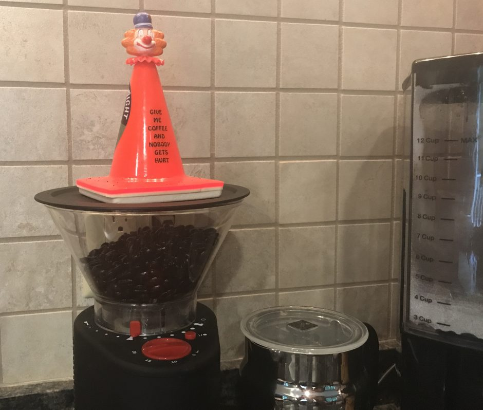 A Quartet of Poems about Coffee by Jake Aller