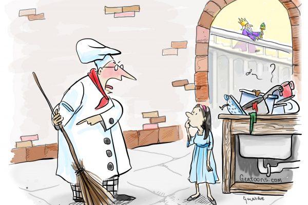 """Princess Olivia"" – A Short Story by Joy Son"