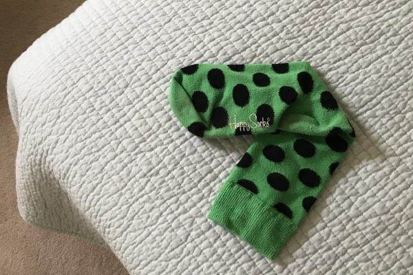 """The Green Sock is Good"" – A Short Story by Riham Adly"