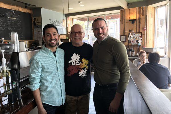 Please Meet The Fictional Cafe Baristas!