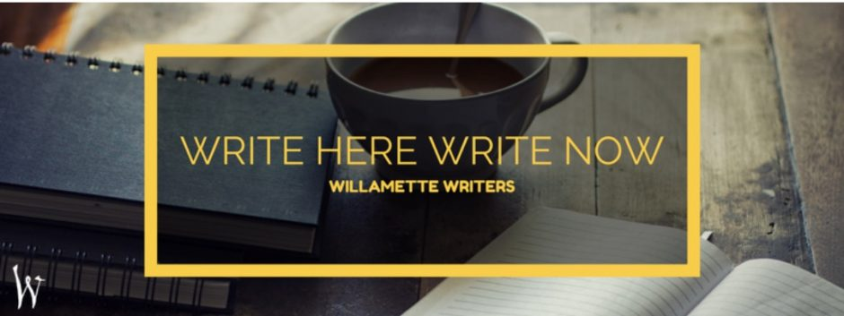 """Write Here, Write Now"" One-Day Conference in Salem, Oregon"
