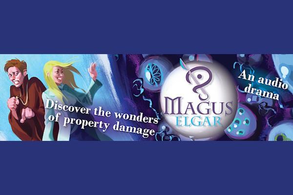 "Friday Night Audio Adventure: ""Magus Elgar"""