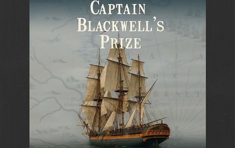 "Podcast: ""Captain Blackwell's Prize"" by V.E. Ulett"