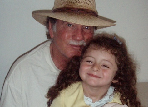 Podcast: A Father Reads His Stories to His Daughter