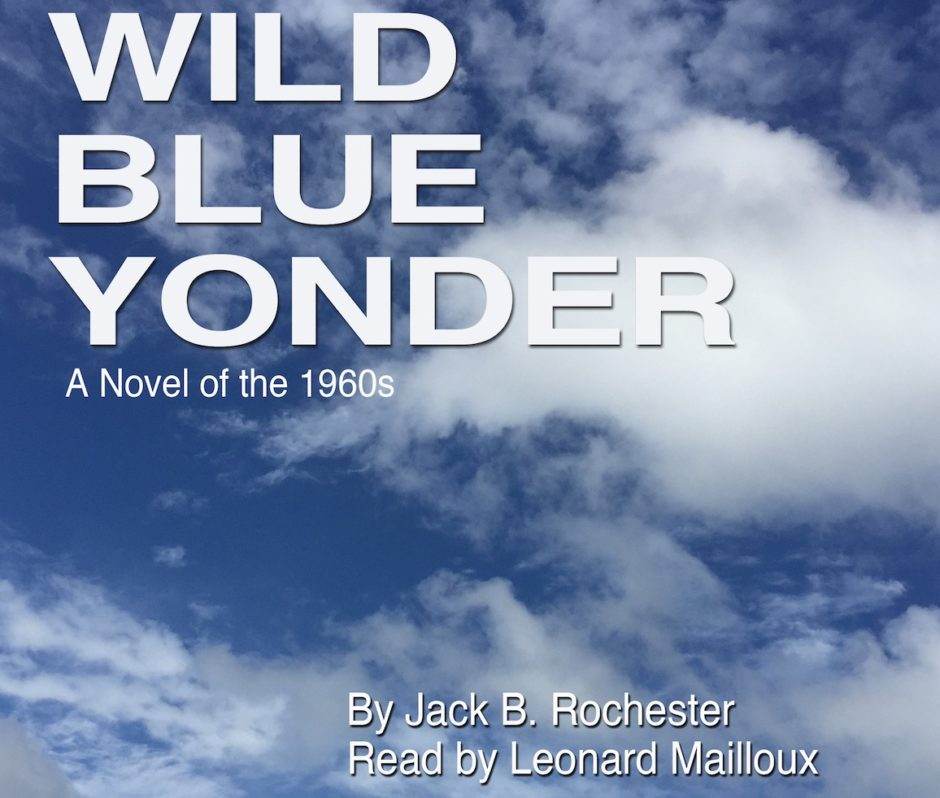 Podcast: Wild Blue Yonder is now an Audible Book