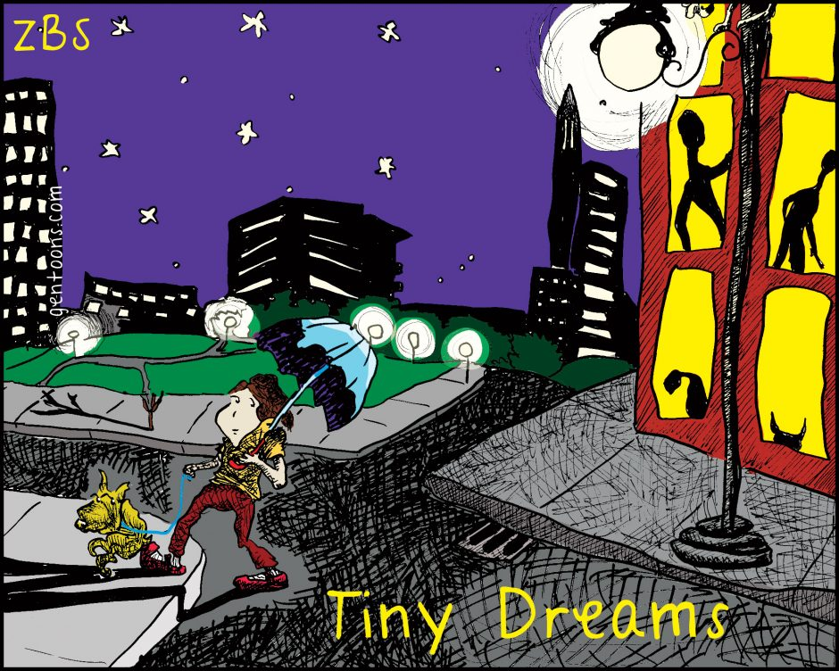 """Podcast: """"Tiny Dreams"""" from ZBS"""