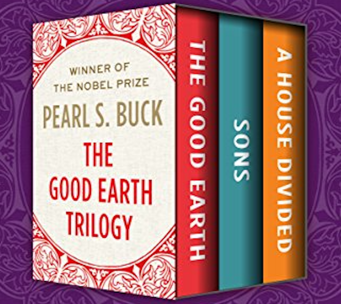 Exploring Literary Trilogies and Tetralogies by Victoria Merkle