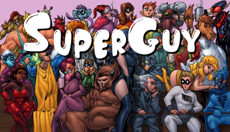 """""""Superguy"""" Part IV, The Saturday Podcast"""
