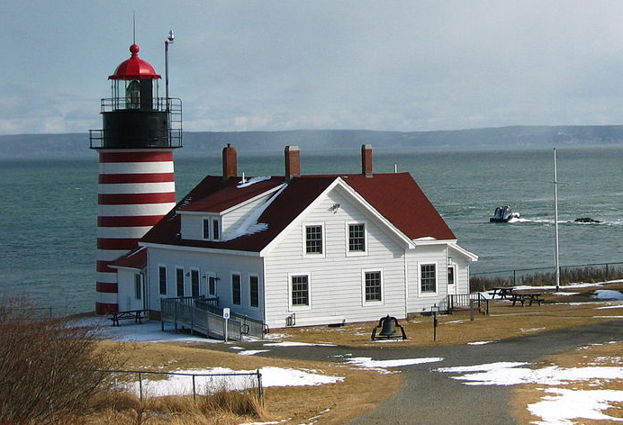"""""""The Lighthouse,"""" A Short Story by Derrick R. Lafayette"""