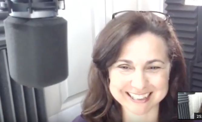 An Interview with Ana Clements, Voiceover Artist