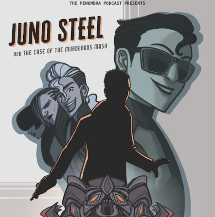 """Juno Steel,"" A Great New Audio Arts Adventure"
