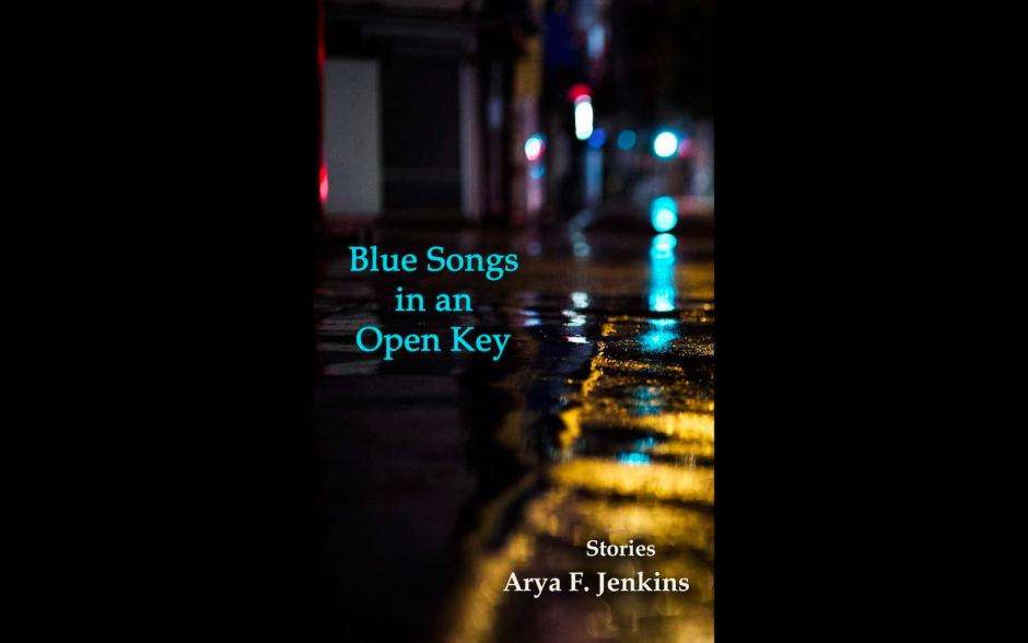 Arya F. Jenkins — An Author Interview