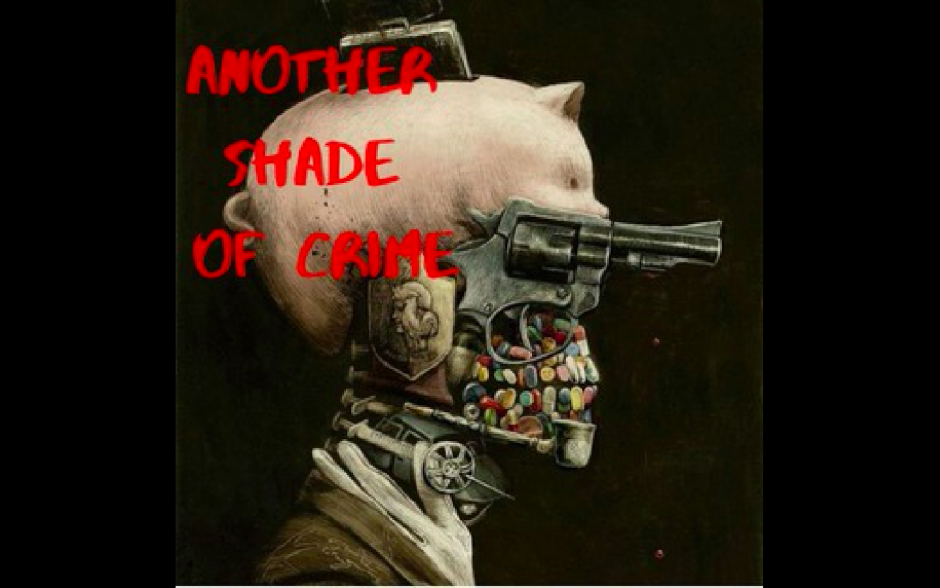"""""""Another Shade of Crime"""" A Podcast by James Hayes"""