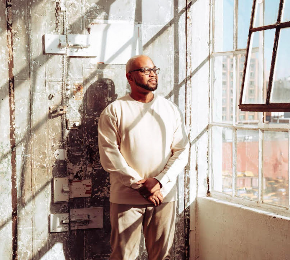 Derrick R. Lafayette Is Our First Writer-in-Residence