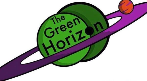 """The Green Horizon"" by Paul Walsh"