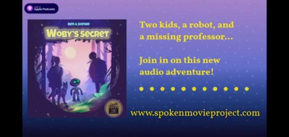 Ben & Sophie: Woby's Secret – An Audio Adventure