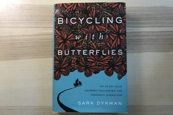 """""""Bicycling with Butterflies,"""" A New Book by Sara Dykman"""