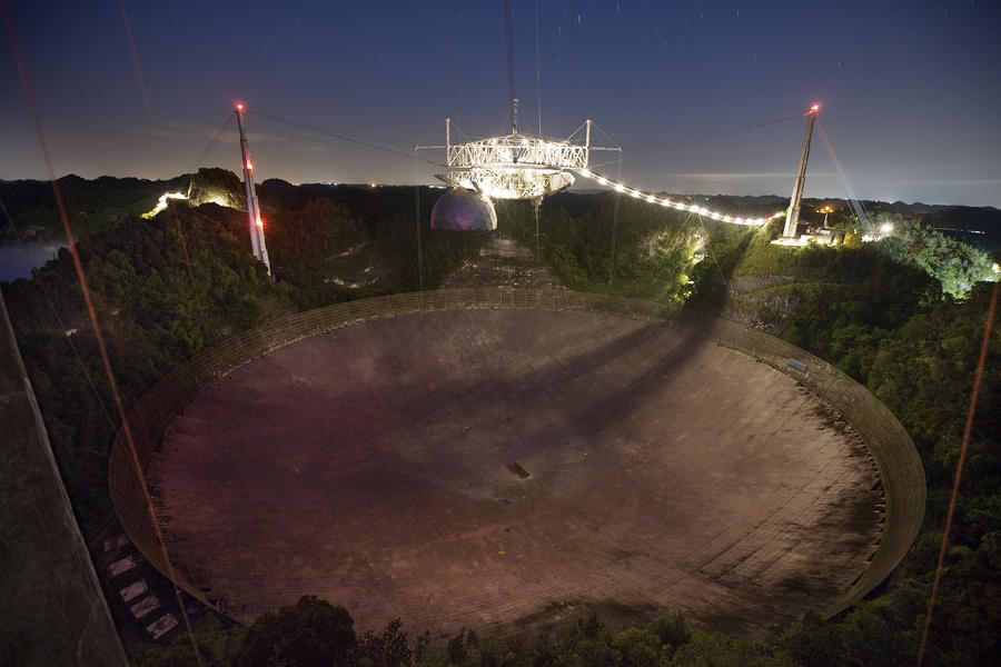 Arecibo, a Poem by Jack B. Rochester