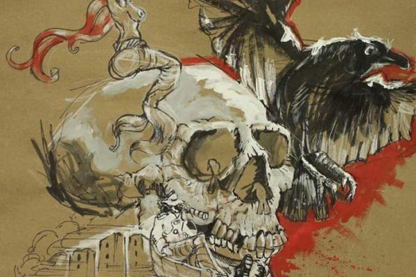 Paulo Navarro — Surrealist Expressionist Paintings