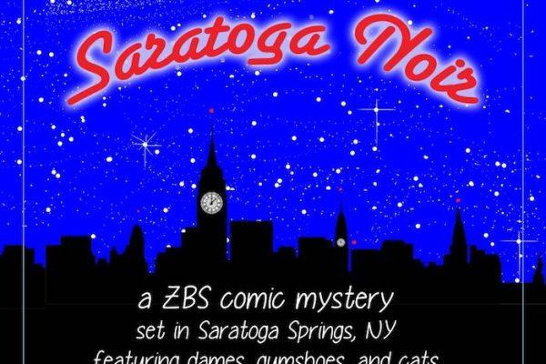 "Friday Night is Gumshoe Night Again: ""Saratoga Noir"""