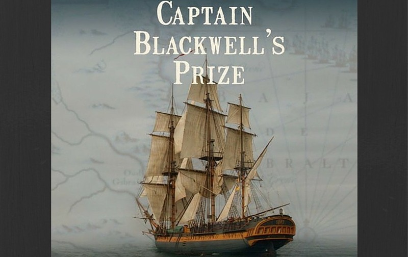 "Podcast: ""Captain Blackwell's Prize"" by V.E. Ulett"
