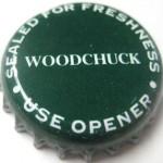 Woodchuck bottle cap