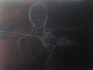Helen Sketch 1