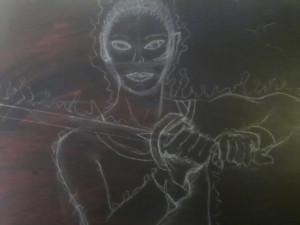 Helen Sketch 2