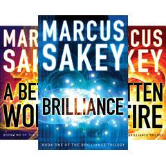 "Book Review: The ""Brilliance"" Trilogy by Marcus Sakey"