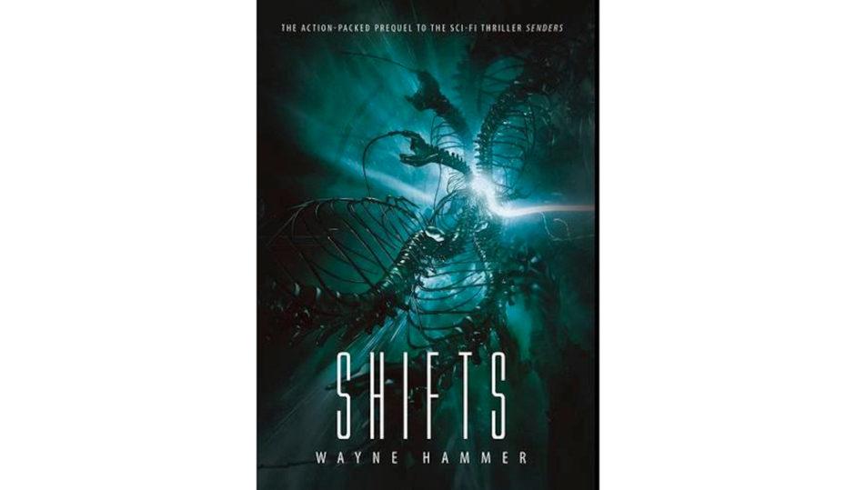 "Wayne Hammer's ""Shifts"" – Novel Excerpt"