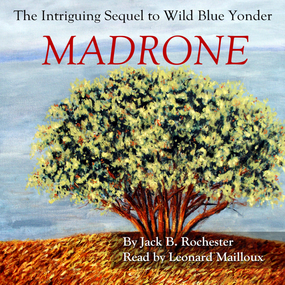 Podcast: Madrone is now an Audible Book!