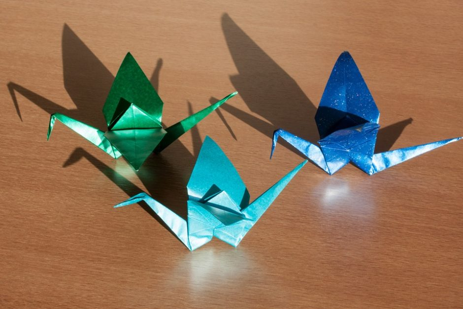 """Featured Fiction: """"Paper Cranes"""" by Emily Rodriguez"""