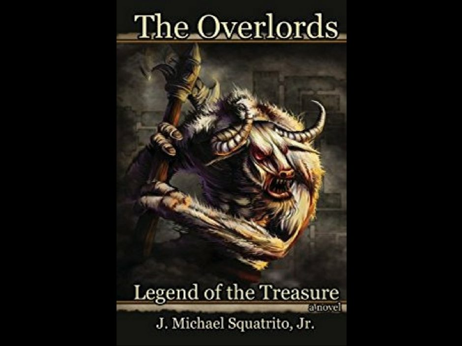 """""""Legend of the Treasure"""" Novel Excerpt by Mike Squatrito"""