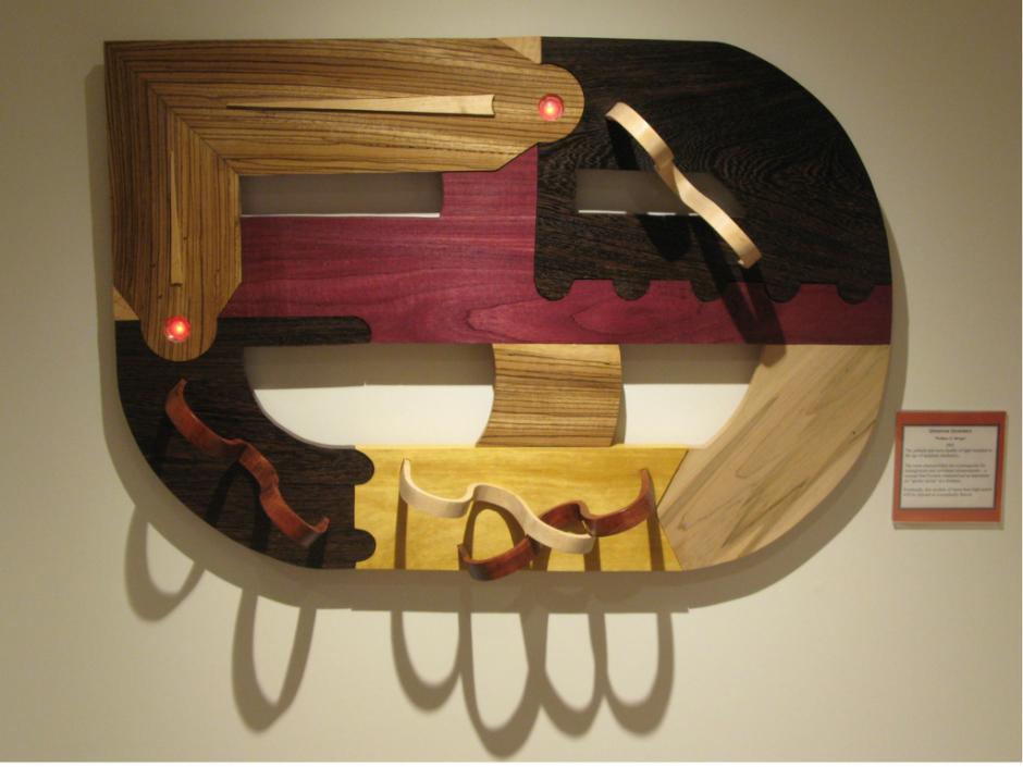 Wally Berger's Beautiful Wood Sculptures