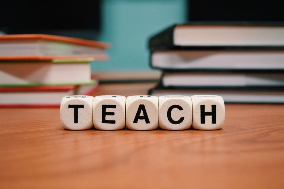 """Guest Blogger Mike Squatrito – """"From Writing to Teaching"""""""