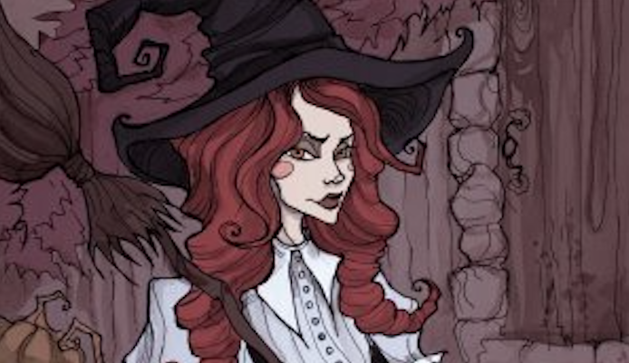 """Sarina Dorie's New Novel, """"Witches Gone Wicked: Womby's School for Wayward Witches"""""""
