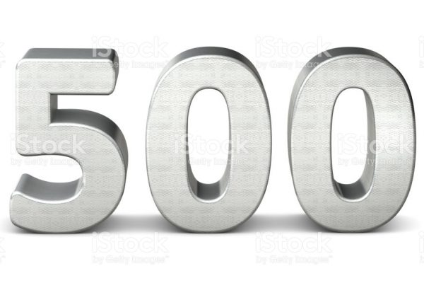 The Fictional Cafe's 500th Member!