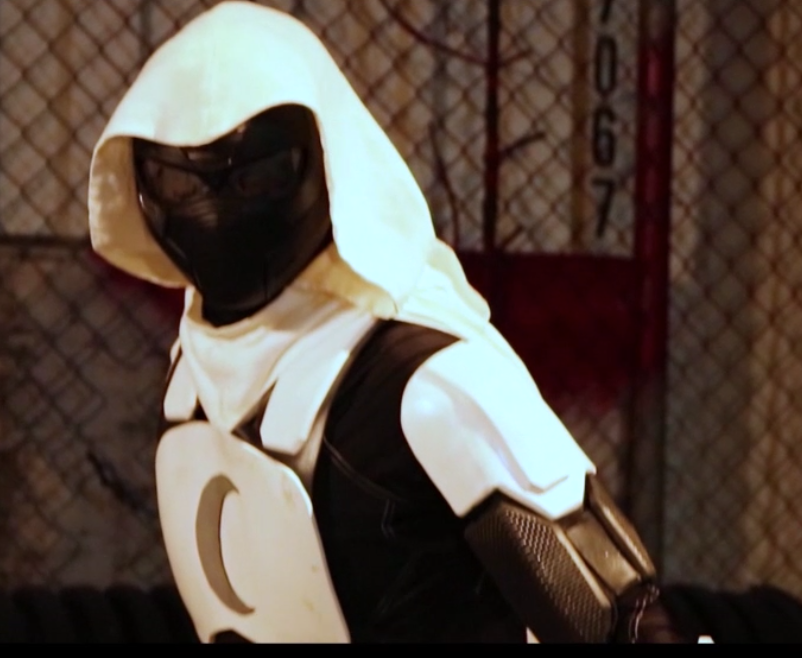 """Moon Knight,"" A Brand New Fan Film!"