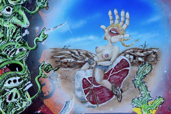 Leaping Metaphysical Boundaries: John Michael Barone's Art