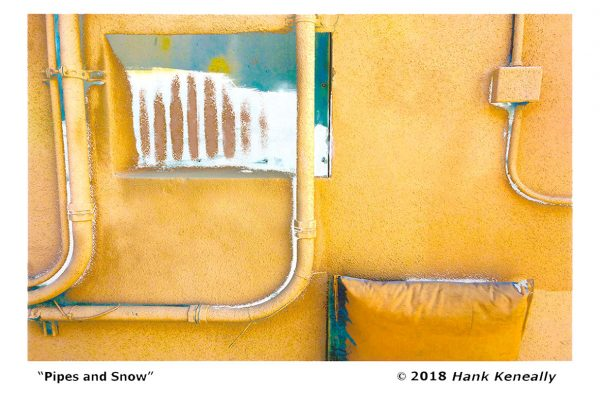 New Hybrid Art from Hank Keneally