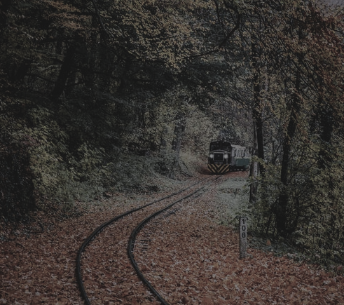 """Ghost Train"" A Short Story by Stephen Brayton"