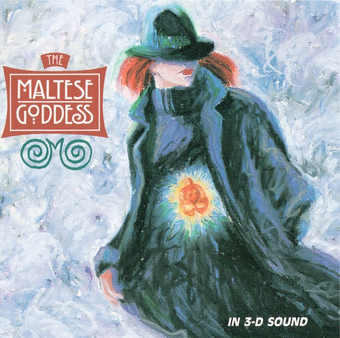 """The Maltese Goddess"""